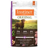 Natures Variety Instinct ORIGINAL Grain-Free Rabbit Kibble for Dogs