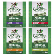 Greenies Original Treat Value Packs - 27oz