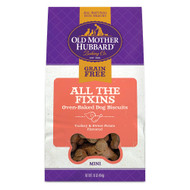 Old Mother Hubbard All The Fixins Grain Free Mini Biscuit 16oz