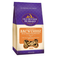 Old Mother Hubbard Bac'N'Cheez Mini Dog Biscuits