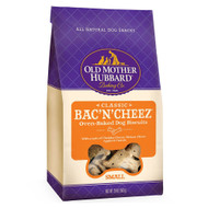 Old Mother Hubbard Bac'N'Cheez Small Dog Biscuits