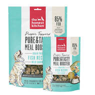 Honest Kitchen Proper Toppers Grain Free Fish