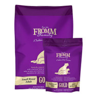 Fromm Small Breed Adult Gold Formula