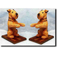 Michael Park Dog Breed Bookends