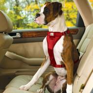 Kurgo Enhanced Strength Tru-Fit Dog Car Harness - Red