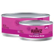 Rawz Shredded Tuna & Salmon Cat Food