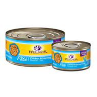 Wellness Chicken and Herring Canned Cat Food