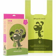 PoopBags Biodegradable Bags with handle 120ct