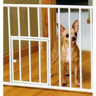 Carlson Designer Series Standing Pet Gate