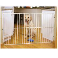 Big Tuffy Expandable Pet Gate