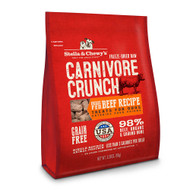 Stella and Chewys Carnivore Crunch Beef Treats