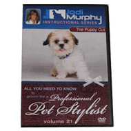 The Puppy Cut DVD by Jodi Murphy
