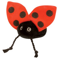 Go Dog Toy Bugs with Chew Guard