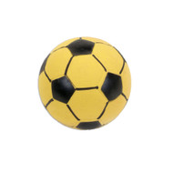 Latex Soccer Ball 3-inch