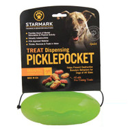 Treat Dispensing Pickle Pocket