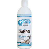Groomers Goop Glossy Coat Pet Shampoo 16 ounce bottle