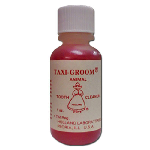 Taxi-Groom, 1oz bottle