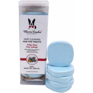 Warren London Deep Cleaning Paw Fizz Tablets