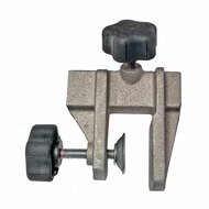Champagne Medium Duty Single Square Clamp