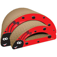 SDISC Imperial Cat Lady Bug 2 in 1 Cat Scratcher