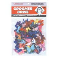 Grooming Bows 100-Pack