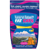 Natural Balance Fat Cat 6lbs