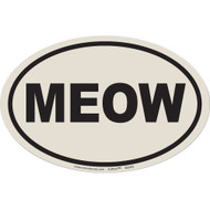 European Style Meow Cat Magnet