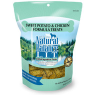 Natural Balance LIT Chicken and Sweet Potato Treats