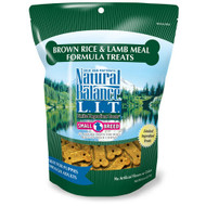 Natural Balance LIT Lamb and Brown Rice Treats