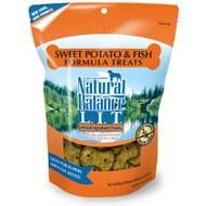 Natural Balance Sweet Potato and Fish Allergy Formula Treats