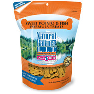 Natural Balance Sweet Potato and Fish Small Breed Treats