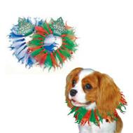Chiffon Holiday Collar