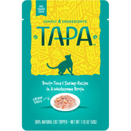 Tapa Tuna and Shrimp Food Topper