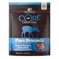 Wellness Core Pure Rewards Beef and Venison Jerky