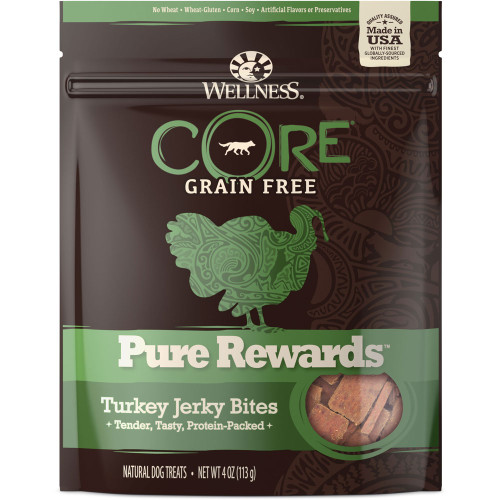 Wellness Core Pure Rewards Turkey Jerky
