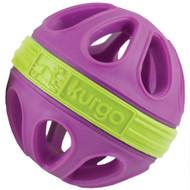 Kurgo Wapple Ball Just Violet