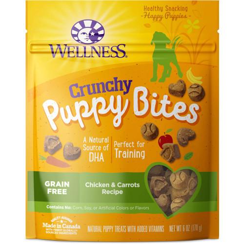 Wellness Crunchy Puppy Bites