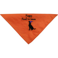 Bird Dawg Embroidered Halloween Bandana