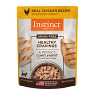 Natures Variety Instinct Healthy Cravings for Cats Chicken