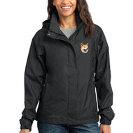 BirdDawg Embroidered Ladies Rain Jackets