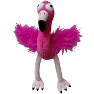 Lulubelles Flo Rida Flamingo Dog Toy