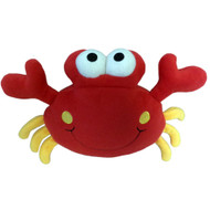 Lulubelles Crabby Patty Dog Toy