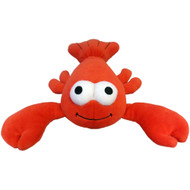 Lulubelles Thermidor Lobster Dog Toy