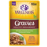 Wellness Healthy Indulgence Chicken and Turkey Cat Formula