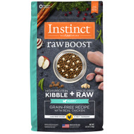 Natures Variety Instinct RAW BOOST Grain-Free Chicken Kibble for Puppies