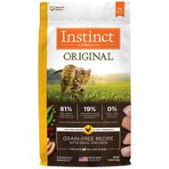Natures Variety Instinct ORIGINAL Grain-Free Chicken Kibble for Cats