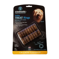 Starmark Edible Treat Ring Refills