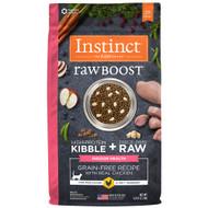 Natures Variety Instinct RAW BOOST Grain-Free Indoor Health Chicken Cat Food
