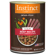 Natures Variety Dog Stew Beef 12.7oz - Case of 6