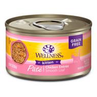 Wellness Kitten Chicken Entree Pate